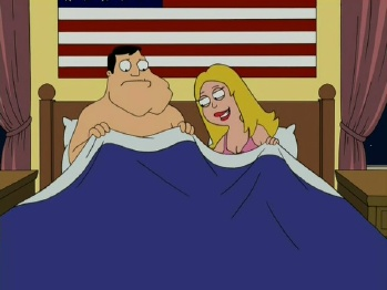 American Dad - 2x16 - When a Stan Loves a Woman