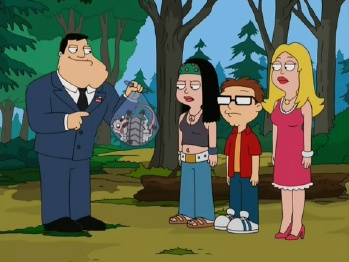 American Dad - 2x14 - An Apocalypse to Remember