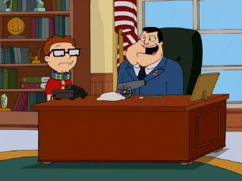American Dad - 2x02 - The American Dad After School Special