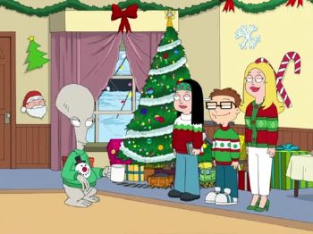 American Dad - 3x08 - The Most Adequate Christmas Ever