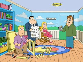 American Dad - 3x07 - Surro-Gate