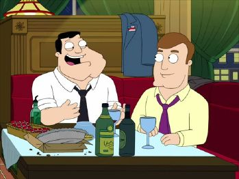 American Dad - 4x19 - Daddy Queerest
