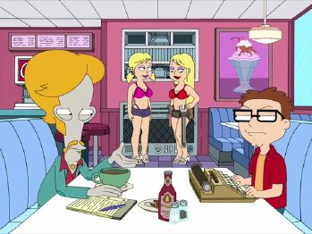American Dad - 4x09 - Stan Time