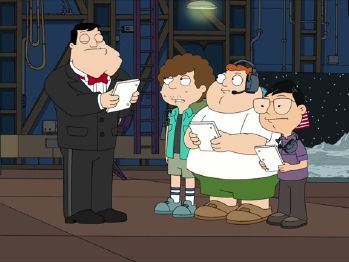 American Dad - 4x07 - Phantom of the Telethon