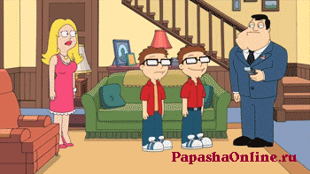 American Dad 6x02 Son of Stan