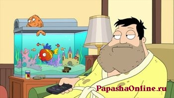 American Dad 6x05 White Rice