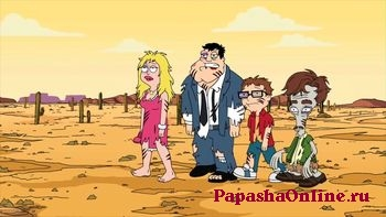 American Dad 6x06 There Will Be Bad Blood