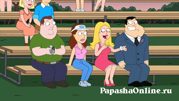 American Dad 6x10 Stanny-Boy and Frantastic