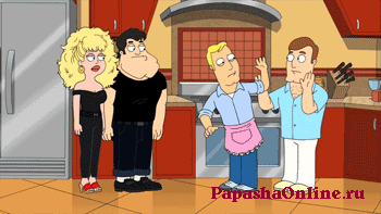 American Dad 6x17 Home Wrecker