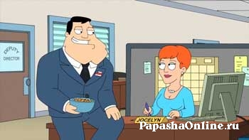 American Dad 6x18 Flirting with Disaster